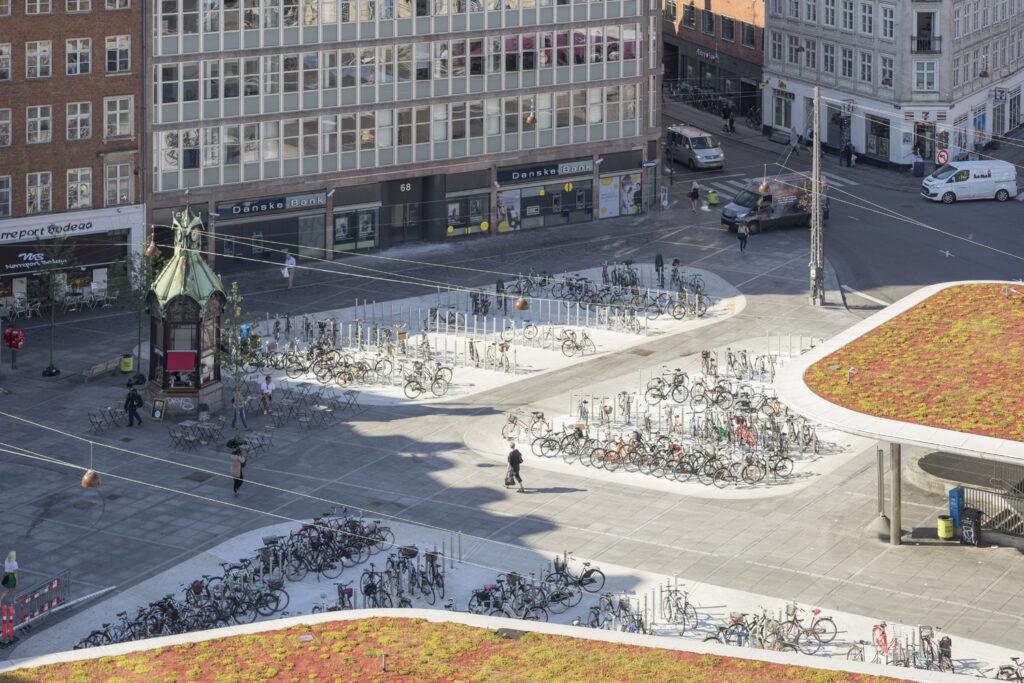 © Lars Rolfsted Mortensen. DAM Fahr Rad - Norreport Station