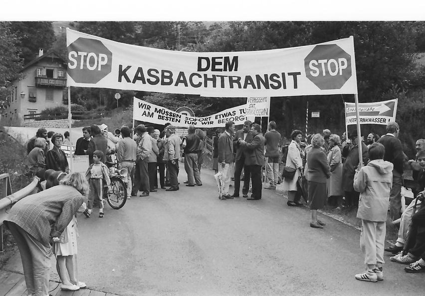 © Walter Zwicknagl, Bestand Chronik  der Marktgemeinde Jenbach