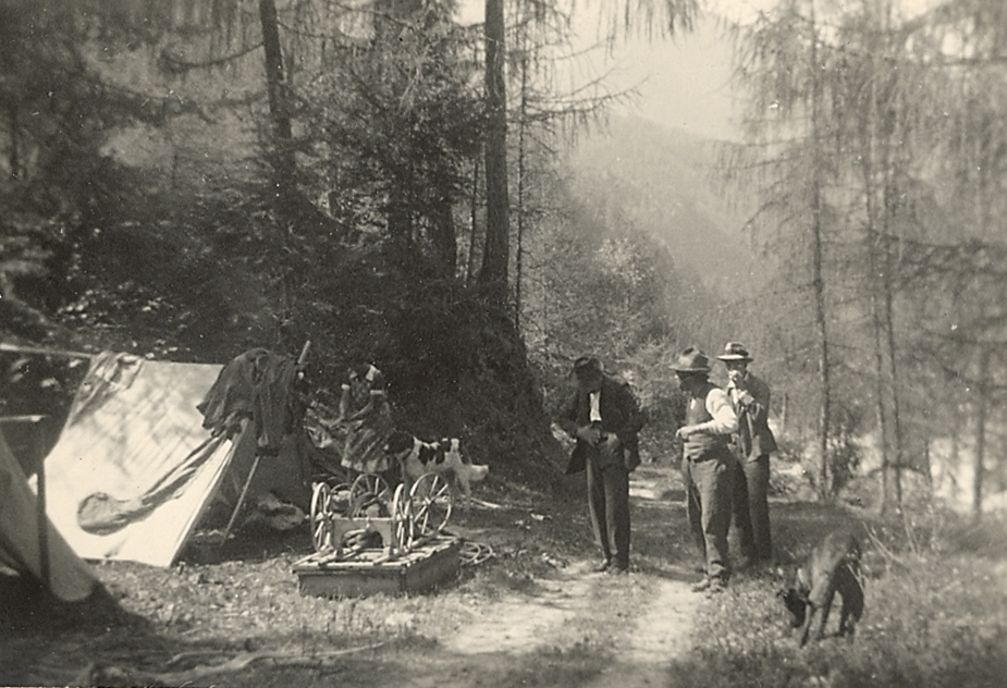 © Archiv Gedächtnisspeicher, Ötztaler Museen