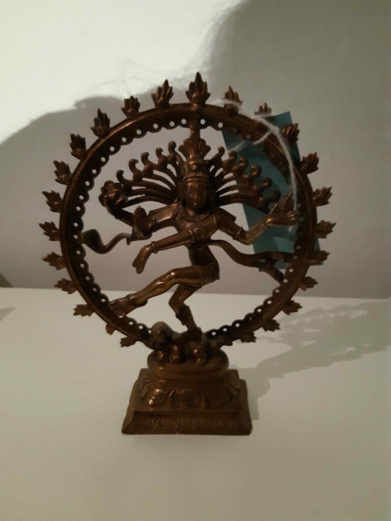 © Sammlung Chesi Stadt Schwaz. Der Tanzende Shiva