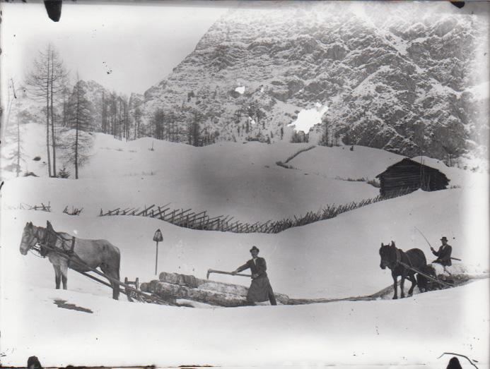 © Archiv des Museums Ladin Ciastel de Tor, Fotosammlung Tomesc Ploner
