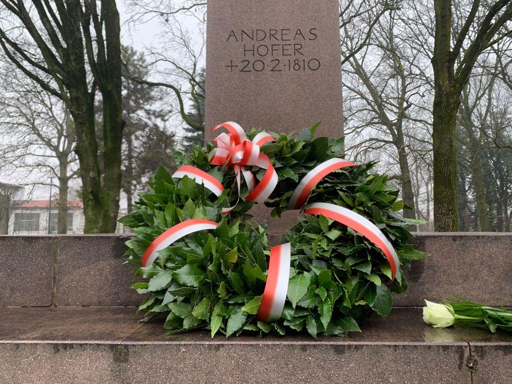 Andreas Hofer Gedenkstätte, Karin Gschnitzer